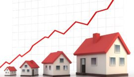Capital growth performance of properties I have selected.